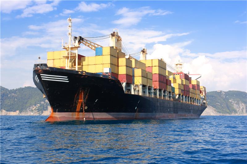 跨境物流海运