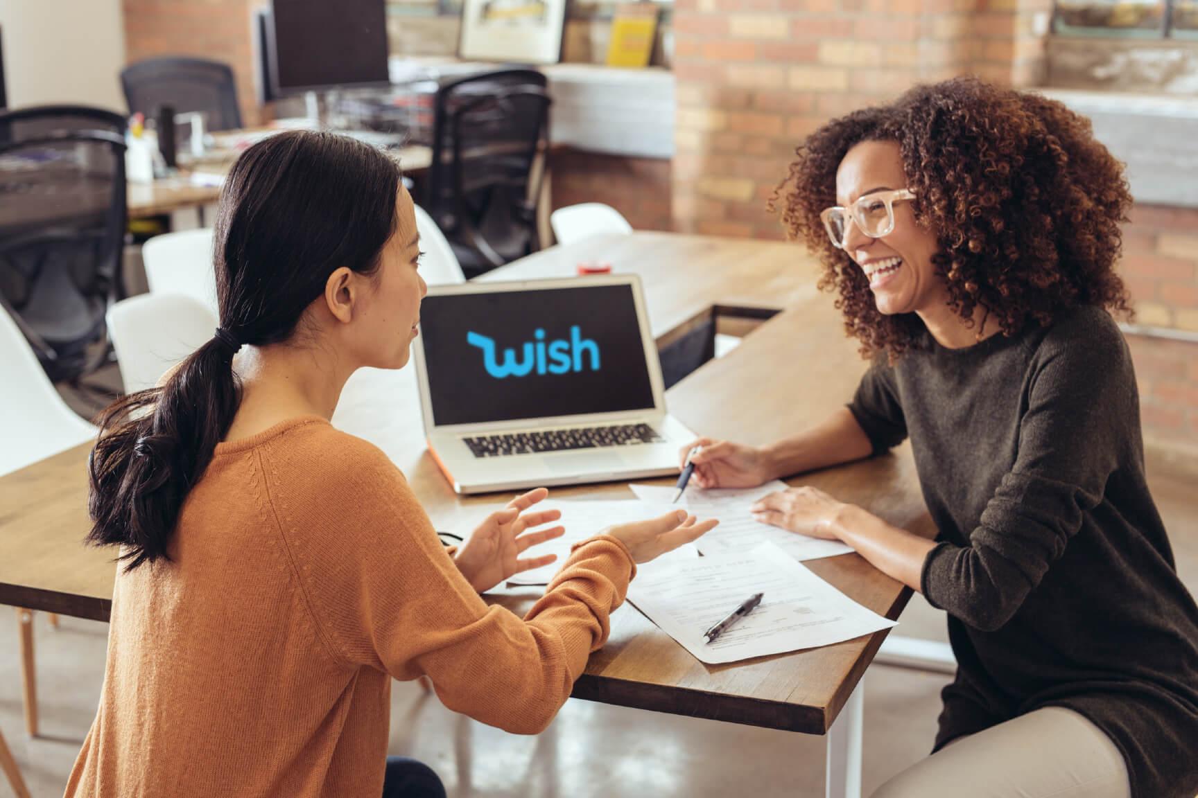 wish产品规范:MSRP(参考价格)